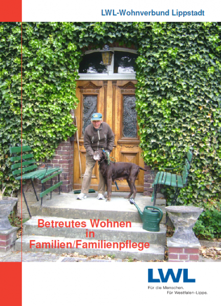 Familienpflege: Betreutes Wohnen Familien (LWL-Wohnverbund Lippstadt)