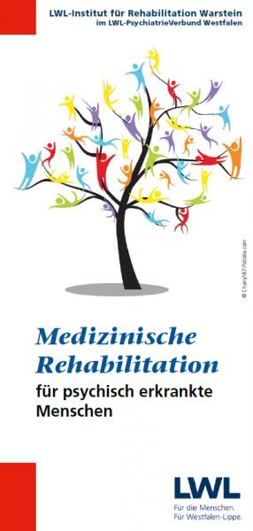 Medizinische Rehabilitation für psychisch erkrankte Menschen