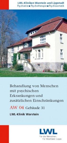Behandlung von Menschen mit psychischen Erkrankungen und zusätzlichen Einschränkungen (Station PW04,