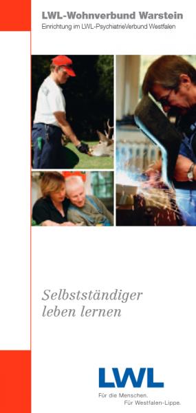 Selbstständiger leben lernen (LWL-Wohnverbund Warstein)