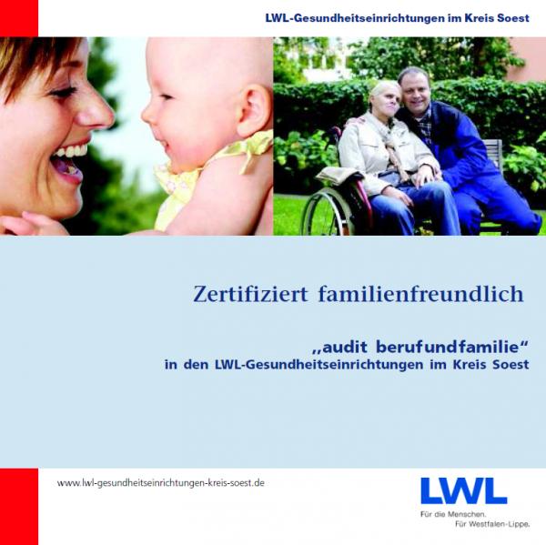 """Zertifiziert familienfreundlich: """"Audit berufundfamilie"""""""