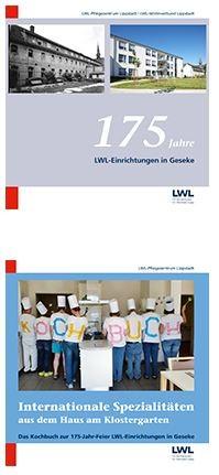 Reservierung Jubiläumsbroschüre und Kochbuch (LWL-Pflegezentrum und Wohnverbund am Standort Geseke)