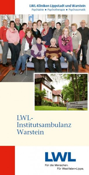 LWL-Institutsambulanz Warstein (LWL-Klinik Warstein - Basisinformation)