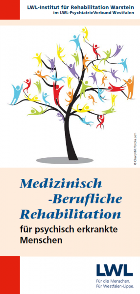 Medizinisch-Berufliche Rehabilitation für psychisch erkrankte Menschen (LWL-Institut Warstein)