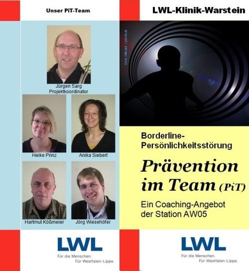 Prävention im Team (PiT) der AW05 (Präventionsteam)